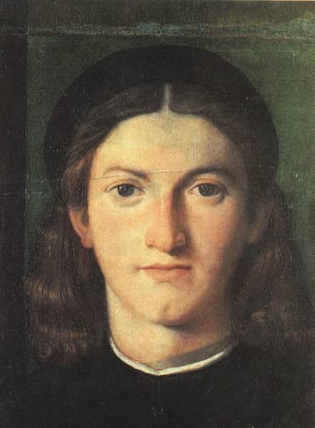 Head of a Young Man WGA